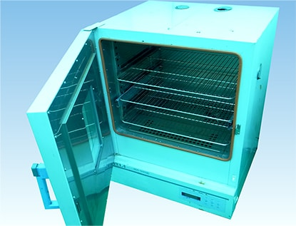 熱風乾燥テスト機